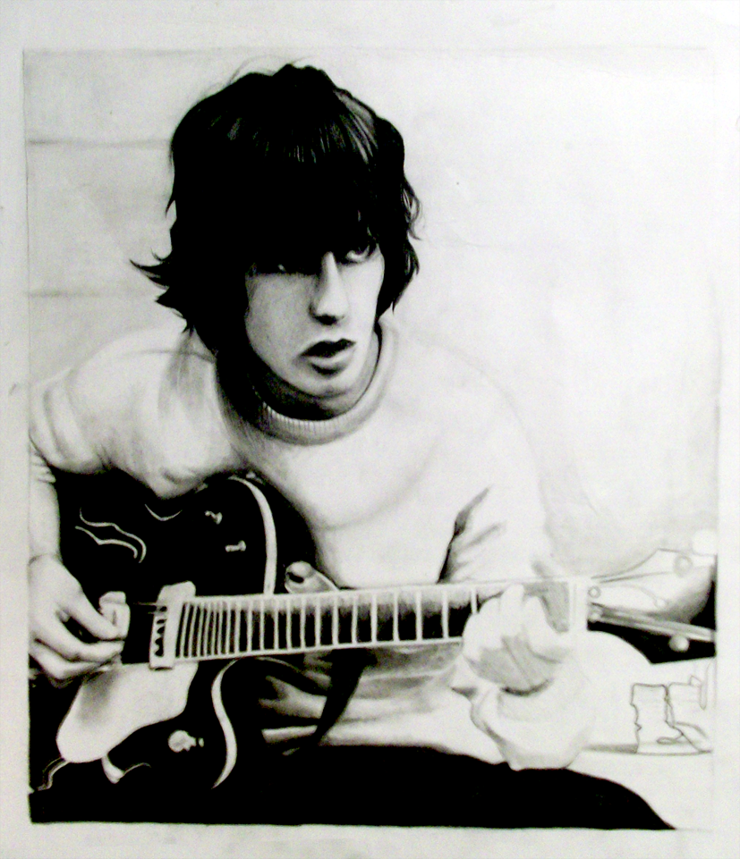 George harrison the day tripper for The harrison