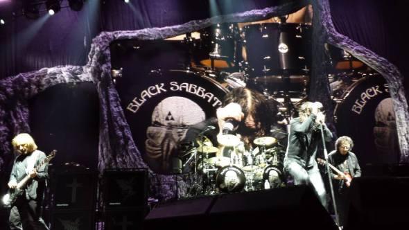 Black Sabbath, Bristow VA, photo by Cameron Vaughan Porter